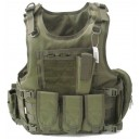 TATTICO BODY ARMOR VERDE ROYAL
