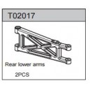 Suspension Arm rear L/R 2WD Buggy TEAMC