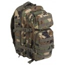 ZAINETTO TATTICO ASSAULT 20L WOODLAND