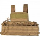 TATTICO CHEST RIG TAN JS-TACTICAL