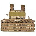 TATTICO CHEST RIG MULTICAM JS-TACTICAL